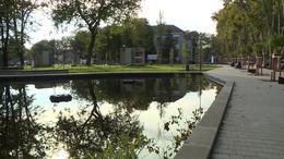 A Vaszary park volt a középpontban