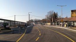 Kialakult az Áchim András utca új nyomvonala