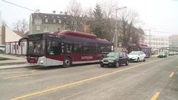 Változik a 11-es és a 11Y-os buszok menetrendje