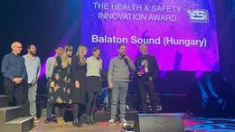 Nemzetközi díjat nyert a Sound
