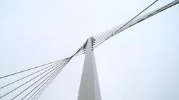 Az Eszterházy hídon jártunk