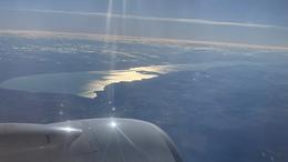 Így néz ki a Balaton madártávlatból