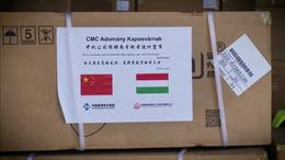 30 ezer szájmaszk érkezett Kínából a kaposváriaknak