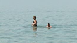 Szeptemberben is a Balaton volt a legnépszerűbb