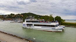 Elindult a jubileumi hajózási szezon a Balatonon