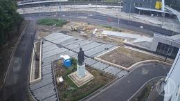 Végéhez közeledik a Kaposvári Közlekedési Központ építése