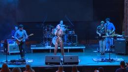 Kaposváron koncertezett a Margaret Island