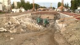 Jól haladnak a munkálatok az új Sió-zsilip építésénél