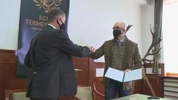 Partnerségi megállapodást írtak alá Kardosfán