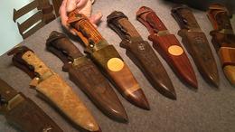 Uralkodók is használják késeit