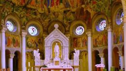 Megújuló templomok