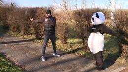 Jótékony futást szervezett a kaposhomoki Pandasarok