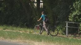 Bővül Kaposvár kerékpárút hálózata