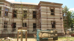 Jövő tavaszra készülhet el a Polgári Közösségek Háza