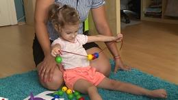 Új életet adhat egy különleges eljárás a négyéves Dorcinak