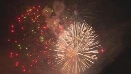Ilyen volt a kaposvári tűzijáték