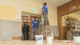 Összegyűltek az ország festői a Lampingban