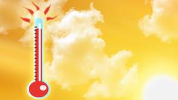 Erős felmelegedéssel kezdődik a június!