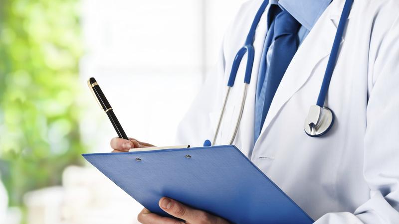kórház vizsgálat orvos