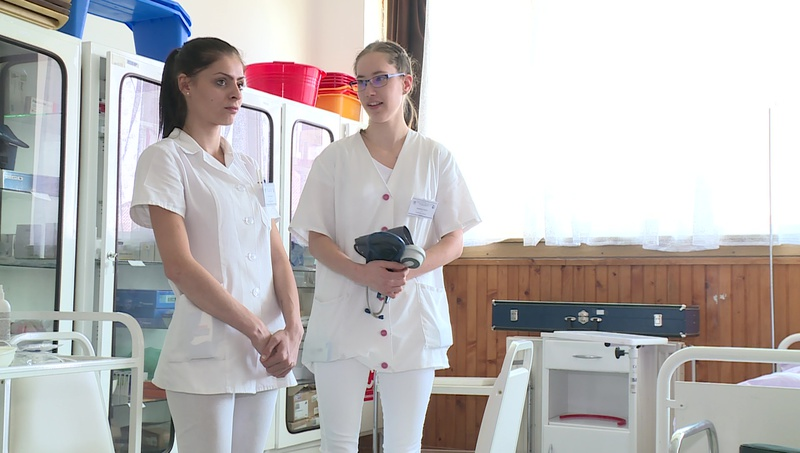 ápolók versenye