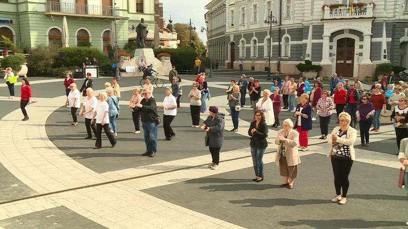 alzheimer flashmob