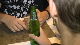 Sokat isznak a mai fiatalok