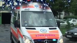 Melegfront: több beteghez hívtak mentőt