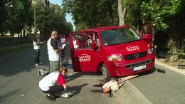 Horrorfilmbe illő jelenetek játszódtak le Kaposvár utcáin