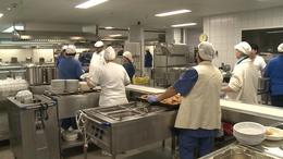 Megújult a kórház konyhája