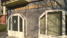 Krízisambulancia nyílt Kaposváron