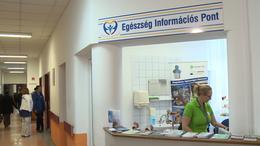 Egészség Információs Pont nyílt a kaposvári kórházban