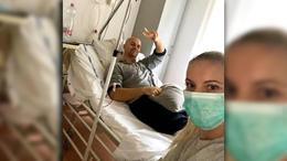 Egy csontvelő donor mentheti meg egy kaposvári apuka életét