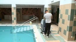 Jövő kedden ismét kinyit a fürdő gyógyászati részlege
