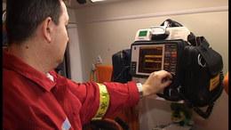 Pécsen figyelik a kaposvári mentők EKG-jeleit