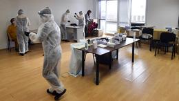Ötszáz alatt az új fertőzöttek száma