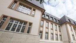 Megújult a kaposvári szülészet épülete