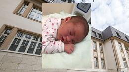 Megszületett az idei év ezredik kisbabája a kaposvári szülészeten