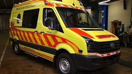 Több ezerszer riasztották a mentőket karácsonykor