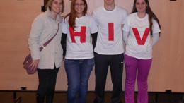 Somogyi helytállás az AIDS-világnapon