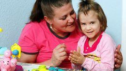 Lemondtak az orvosok a három éves Vivienről