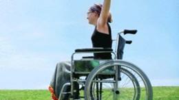 Támogatás a mozgáskorlátozottaknak