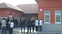 Egészségházat adtak át Kaposváron