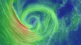 A ciklon, ami kisöpri a telet!