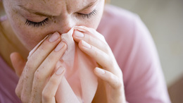 Már januárban elkezdődött az allergiaszezon