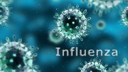 Kevés az influenzás