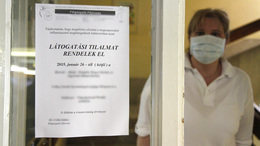 Még csak most tetőzik az influenza járvány