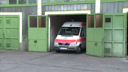 Napelemes rendszert kap a kaposvári mentőállomás