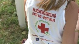 Ellepte a Vöröskereszt a Balatont