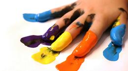 Baktériumot találtak a gyerekeknek szánt ujjfestékekben