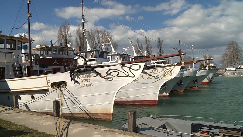 balatoni hajós hajózás